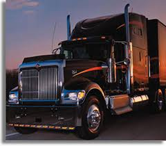 international truck picture