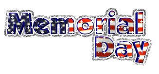 memorial day borders