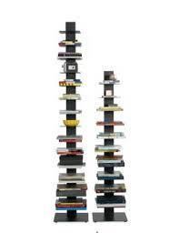 vertical bookshelf