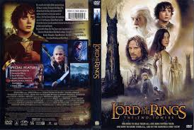 lord of the rings the two towers dvd