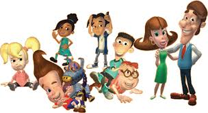 jimmy neutron characters