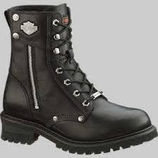 harley davidson bike boots