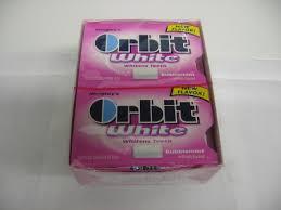 orbit bubble gum