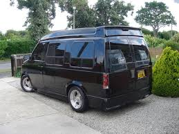 astro conversion van
