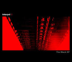 interpol black ep