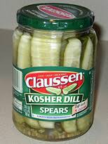 claussen dill pickles