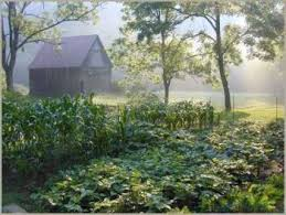 english garden landscapes