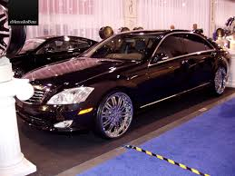 mercedes s wheels