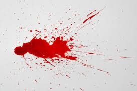 bloodstain pattern