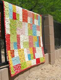 patchwork quilt kit