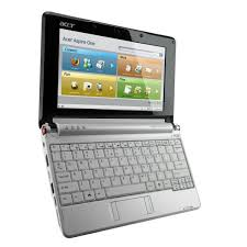 acer aspire one a110l seashell white
