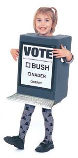touch screen voting