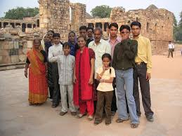 indian family picture