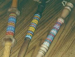 native american dance stick