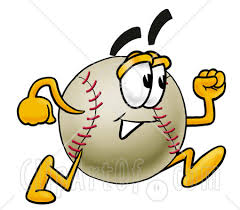 baseball cartoon pictures