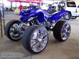 nice four wheelers