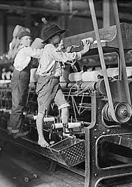child labor factory