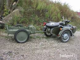 cargo motorcycle
