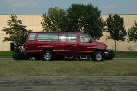 ford 15 passenger van