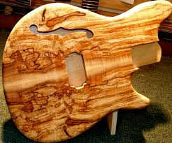electric guitar luthier