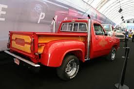 dodge little red express