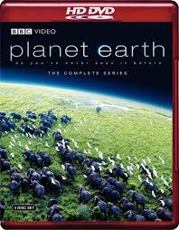 planet earth hdtv