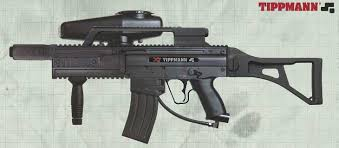 paintball guns x7