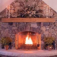 fieldstone fireplaces