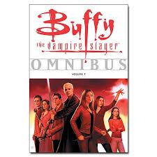 buffy graphic novels