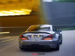 mercedes sl black edition