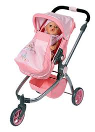 baby born pram
