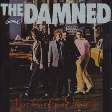 Damned - Machine Gun Etiquette