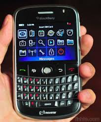 blackberry bold cell phone