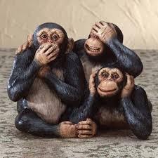 see no evil hear no evil monkeys