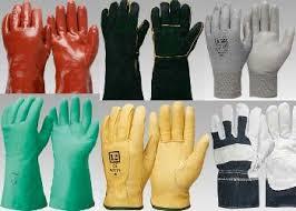 chemical glove