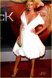 celebrity in dresses