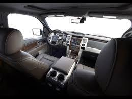 f150 platinum interior