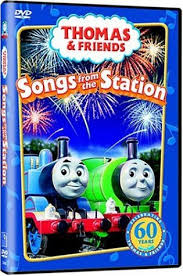 thomas and friends songs from the station