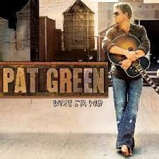 pat green cd