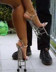 feet chair