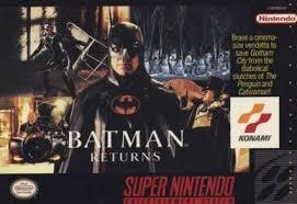 snes batman