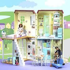 happy family barbie dolls