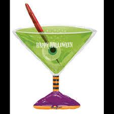 halloween martini