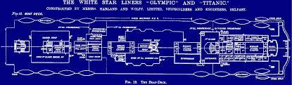 rms titanic blueprints