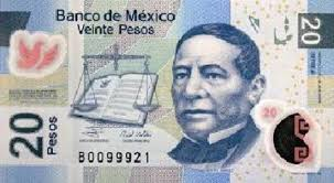 current mexican currency