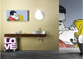 contemporary bath vanities