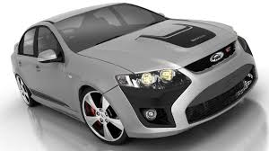 new ford xr6