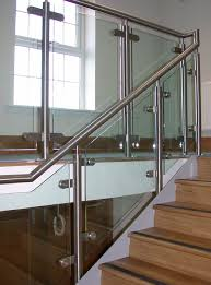 stainless steel staircases