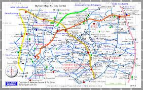 map kl