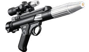 star wars blaster gun